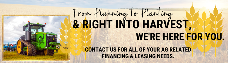 Contact us for your financing needs!
