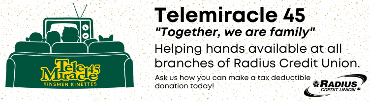 Telemiracle 45 - Helping Hands Available Now!